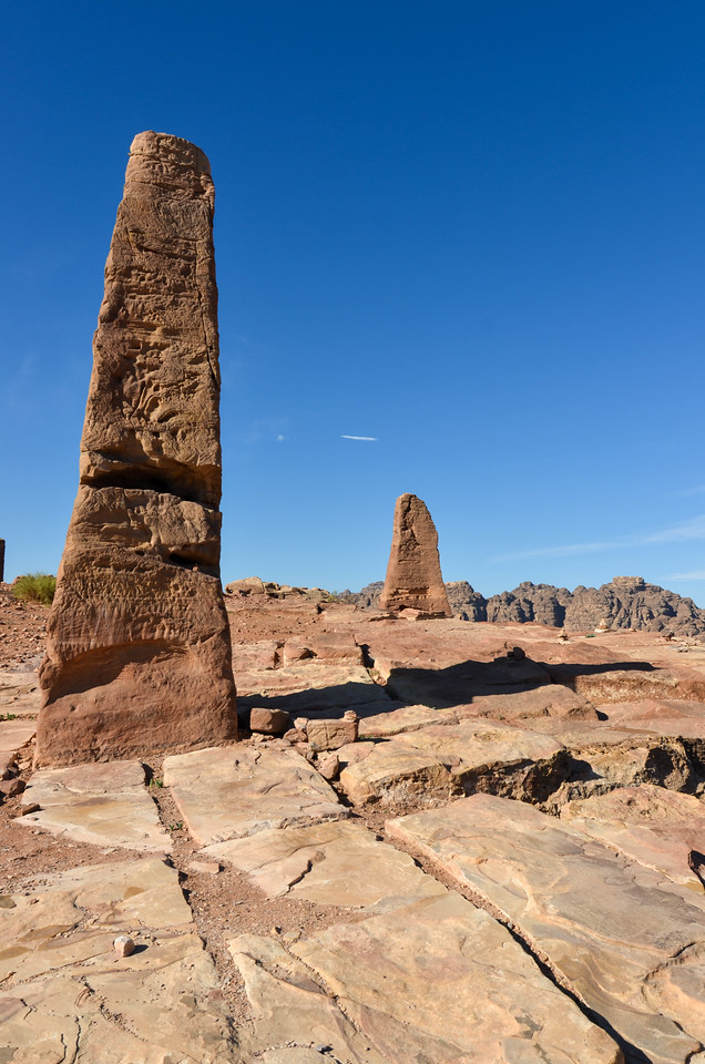 Two Obelisks, Petra