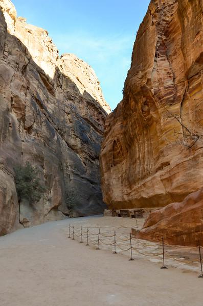 The Siq, Petra