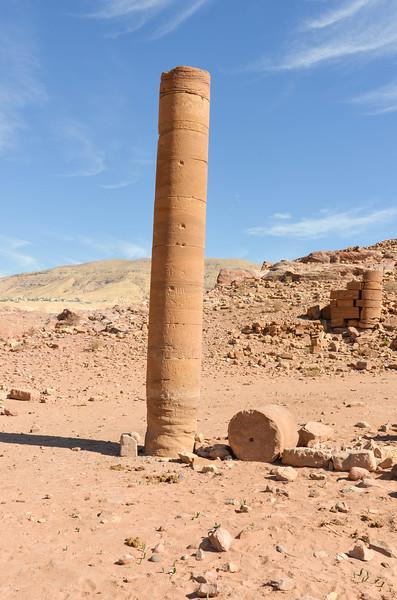 Pharaoh's Column, Petra