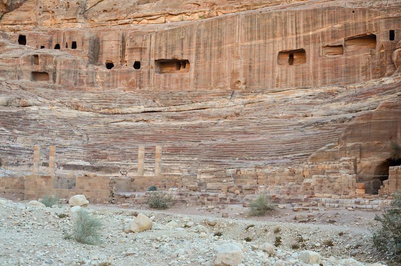 Amphitheatre, Petra