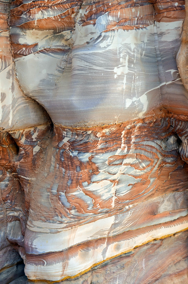 Rocks, Wadi Farasa, Petra