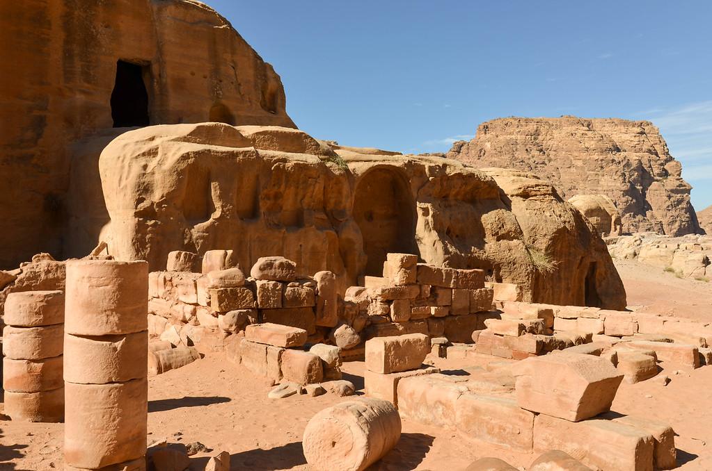 Roman Soldier Tomb, Petra