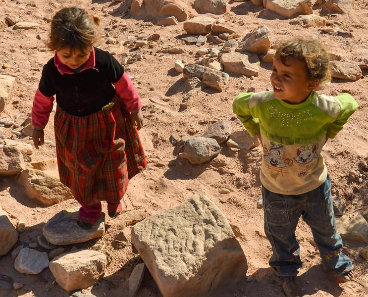 Children, Petra