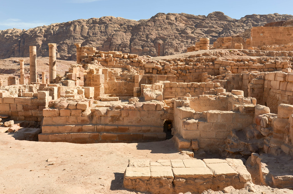 Great Temple, Petra