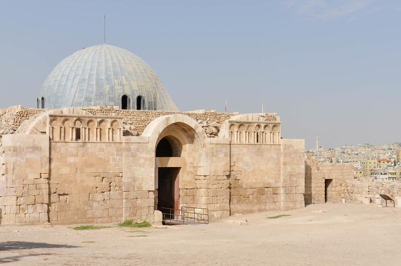 Umayyad Palace Gateway.