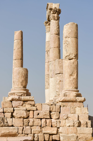 Temple of Hercules.