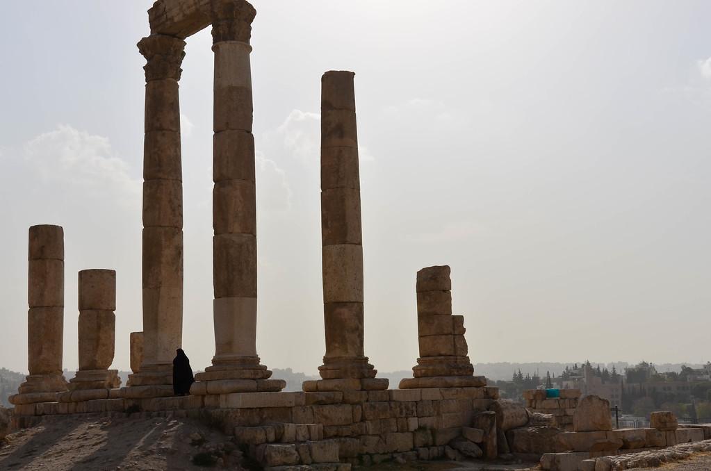The Temple of Hercules.