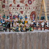 Miniature figures in Khiva