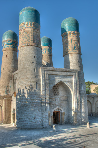 Chor Minor in Bukhara