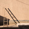 A ladder in Khiva