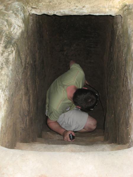Chu Chi (Vietnam War) Tunnels