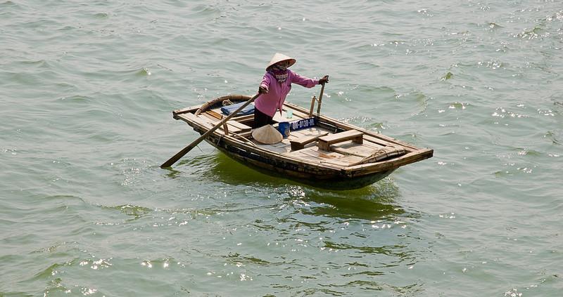 Water taxi, Bai Chay harbor