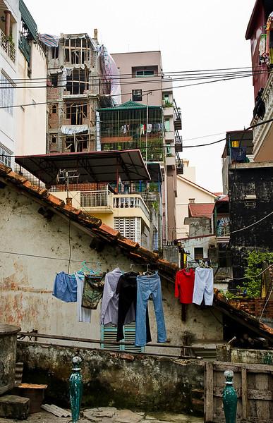 Hanoi back street