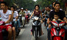 Vietnam (population 88 million) ranks with India (population 1.1 billion) and China (population 1.3 billion) as a market for Motorbikes.