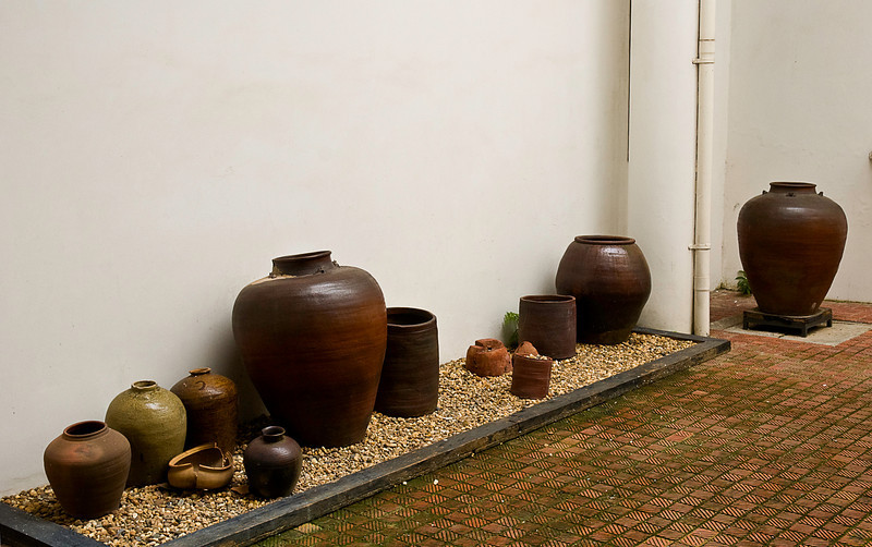 Pottery, National Ethnology Museum, Hanoi