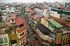 Rooftop view of Hanoi