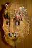 Face mask, National Ethnology Museum, Hanoi