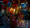Paper goods stall in Hanoi's Old Quarter