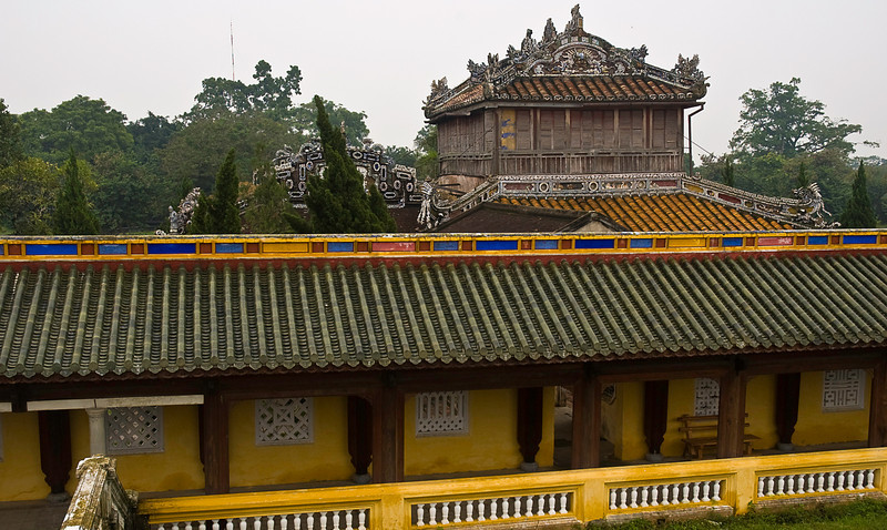 The Throne Palace, Imperial Purple City of Hue