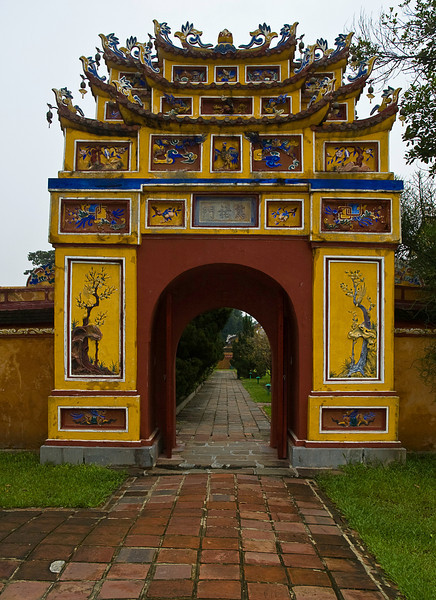 Imperial Purple City of Hue