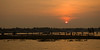 Sunset on the Mekong, Tien Giang province
