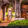 Vietnam - Hanoi - Hà Nội - Temple of Literature - Văn Miếu (文廟) - Temple of Confucius