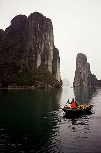 Halong Bay, Vietnam 2005