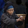 Vietnamese Woman with Basket