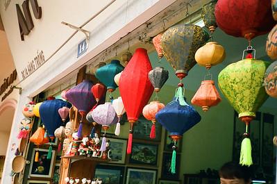 Lanterns, Hanoi, Vietnam 2005