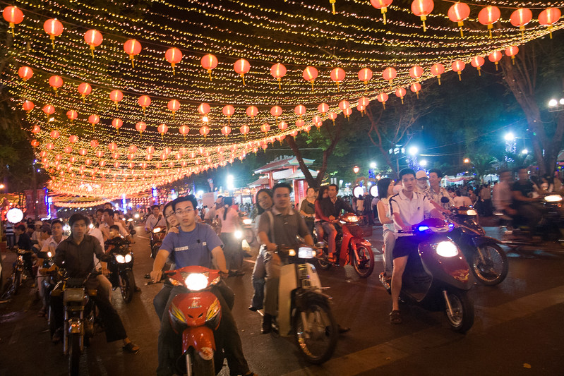 Ho Chi Minh City(Saigon), Vietnam.