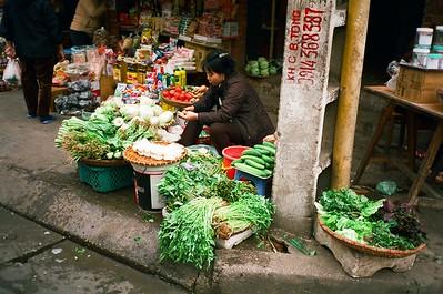 Market, Hanoi, Vietnam 2005