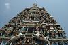 Sri Mahamariamman Indian Temple, Kuala Lumpur, Malaysia