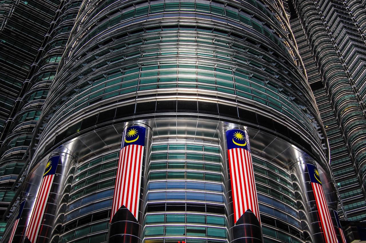 Petronas Towers detail #3