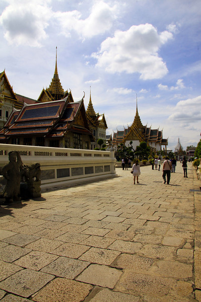 Grand Palace Path - Thailand