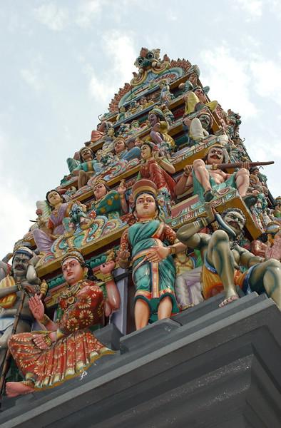 Hindu temple, Malaysia