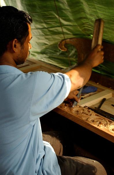 Hong Kong artisan