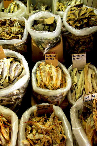 Dried Fish - Borneo