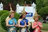 Traditional costumes, Bangkok