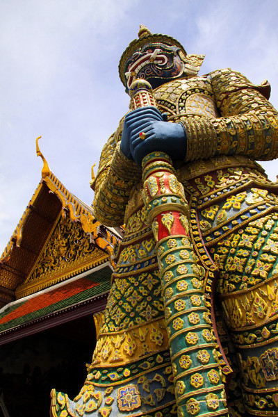 Temple Guard - Thailand