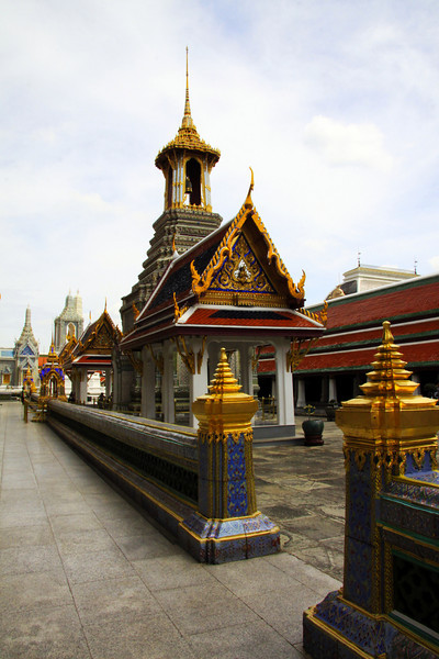 Temple's Terrace - Thailand