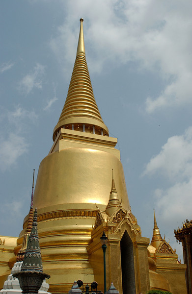 Buddhist temple, Bangkok