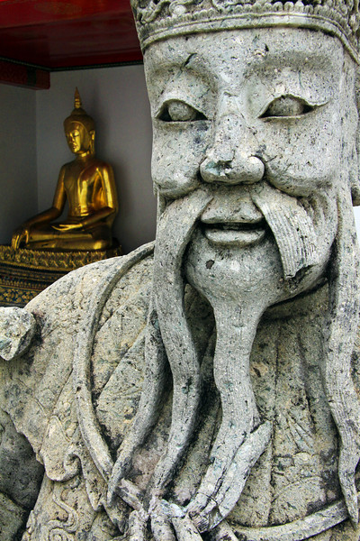 Metal and Stone  - Thailand