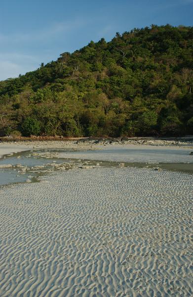 Phi Phi Island at low tide