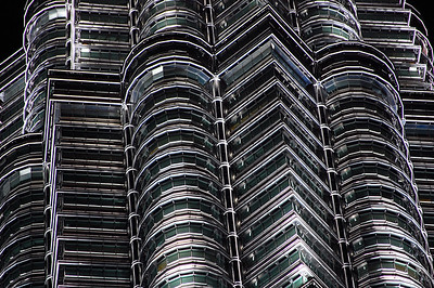 Petronas Towers detail #2