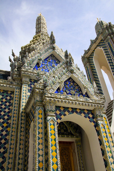 Blue Temple - Thailand