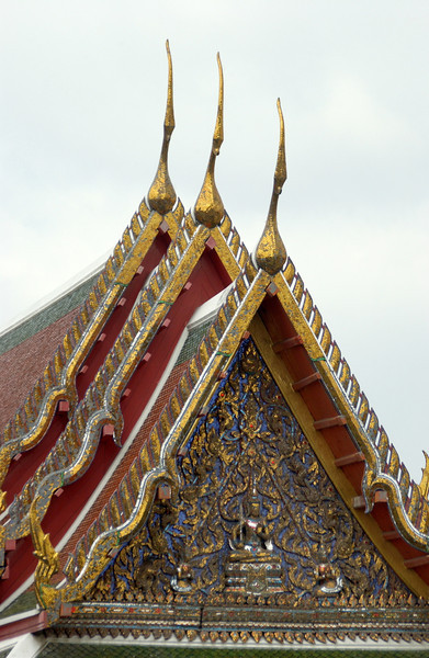 Buddhist temple, Bangkok