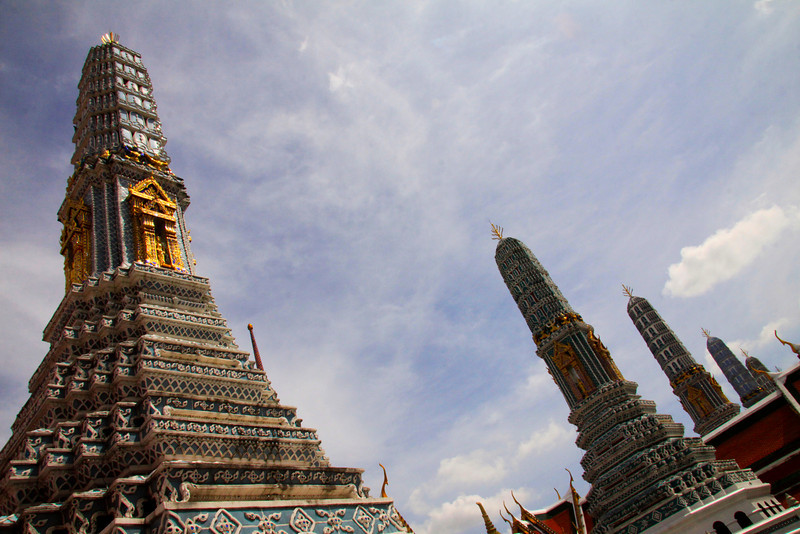 Temple Perspectives - Thailand