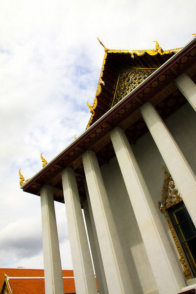 Greeting the Sky - Thailand