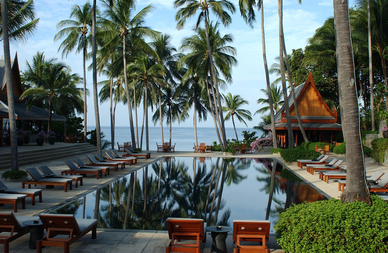Aman Puri resort, Phuket