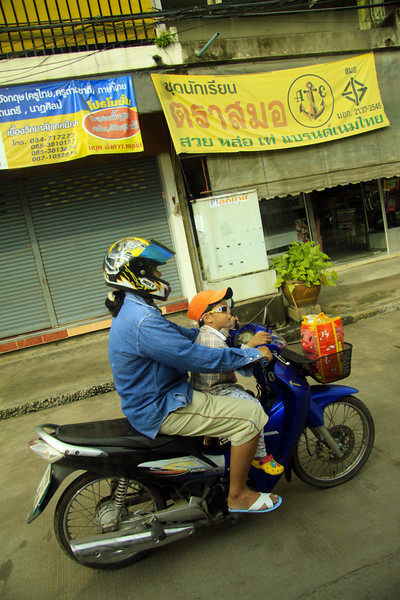 Safety First  - Thailand